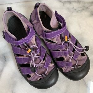Keen Purple Newport Sandals Size 6
